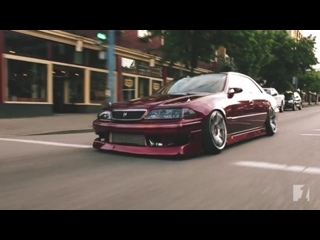 Mitch, Split! Two Box One Collective #Toyota #Mark2 #JZX100