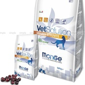 Monge VetSolution Cat Urinary Struvite диета для кошек Уринари Струвит 400 г
