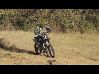 Супер мототриал!!! Шокирующие трюки на мотоцикле!