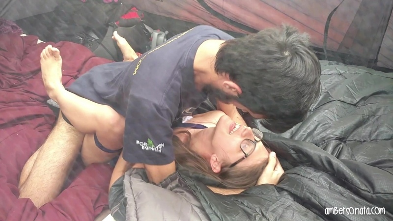 Аmbеr Sоnаtа Caught Fucking Hard In Friends Tent (1080p) Amateur, Teen, Pussy Fuck, Blowjob, Spying,