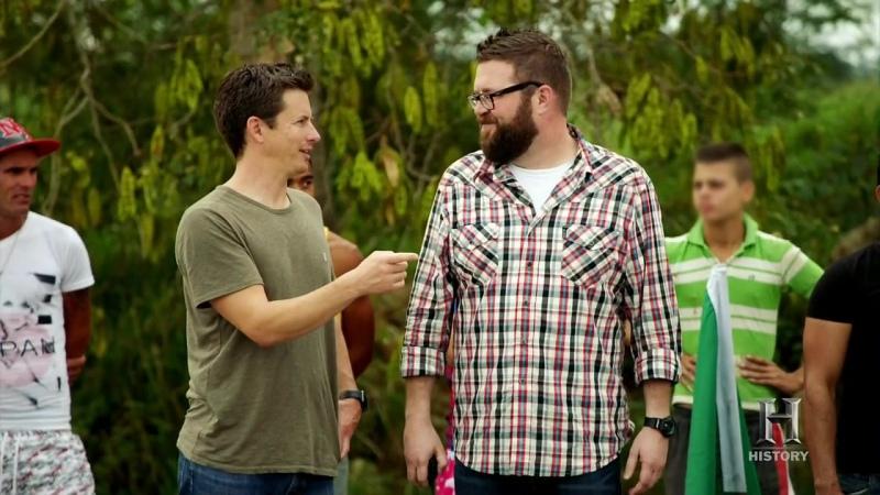 Top Gear Америка 5 сезон 10 серия Куба RUS Jetvis Studio HD Топ Гир US USA America