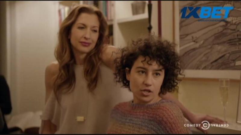 Любвеобильная Ilana Wexler Брод Сити Broad City 4 сезон 4 серия