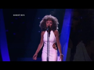 Марина Кравец - Тони Брэкстон-Un-Break My Heart (Один в один)