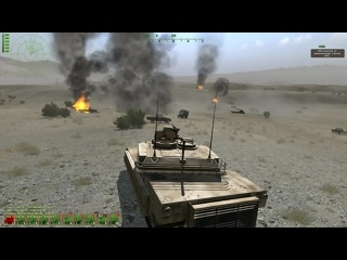 ArmA 2  Operation Arrowhead - Совместное уничтожение базы противника.