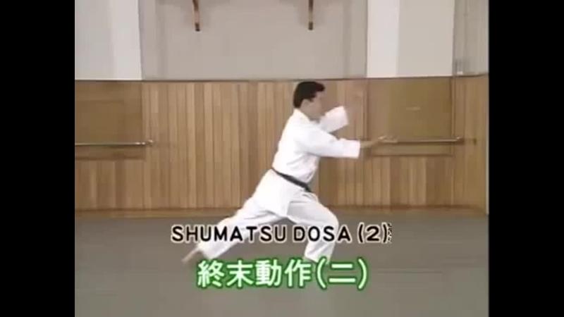 Кихон доса Шумацу Доса 2 Kihon dosa Shumatsu Dosa 2