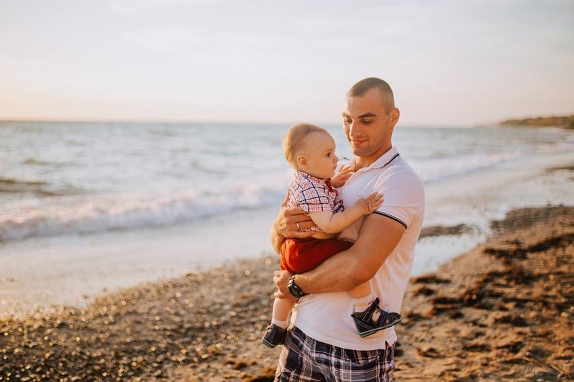 Семейная фотосессия в Каче - Фотограф MaryVish.ru