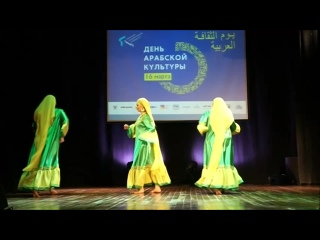 Танец нуби (Судан)