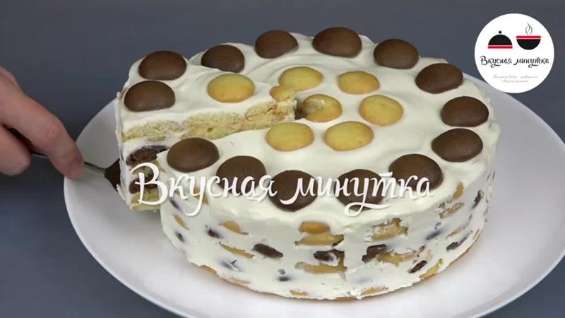 Простой рецепт торта на 8 Марта