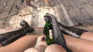 Porn lara and horse Lara Croft