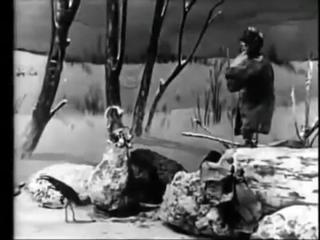 Рождество у обитателей леса (1912 Российская Империя)
