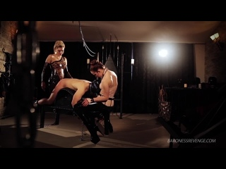 Baroness Davina Dust, Princess Zuleika - Revenge Of The Baroness Ep 8 [Femdom, Pegging, Strapon]