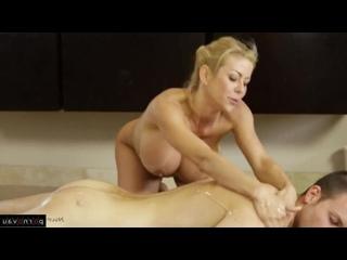 Alexis Fawx, Codey Steele [ Nuru Massage Deep blowjob , Riding dick , In oil , Cumshot on ass]