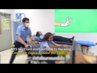 Сценарий пандемии на Открытии Лондонской Олимпиады 2012