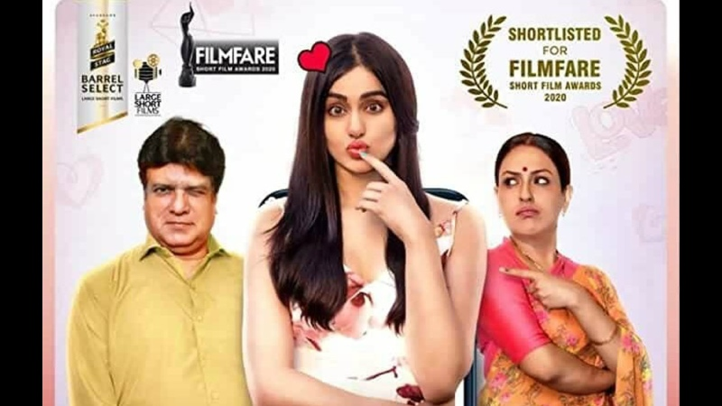 Tindey (2020) | Adah Sharma Rajesh Sharma | Royal Stag Barrel Select Large Short Films (рус.суб.)