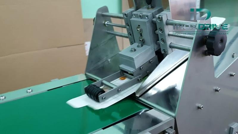 Пролистыватель картонных коробок ID-250/1200 #иноксдрайв #пролистыватель #разработка #нашаразработка #маркировка