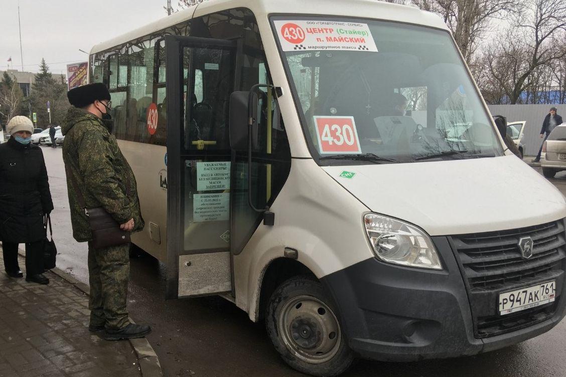 В Ростовской области продолжается вакцинация водителей автотранспортных предприятий
