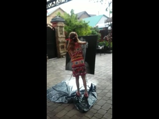 Video by Gulya Chibireva-Zamalova