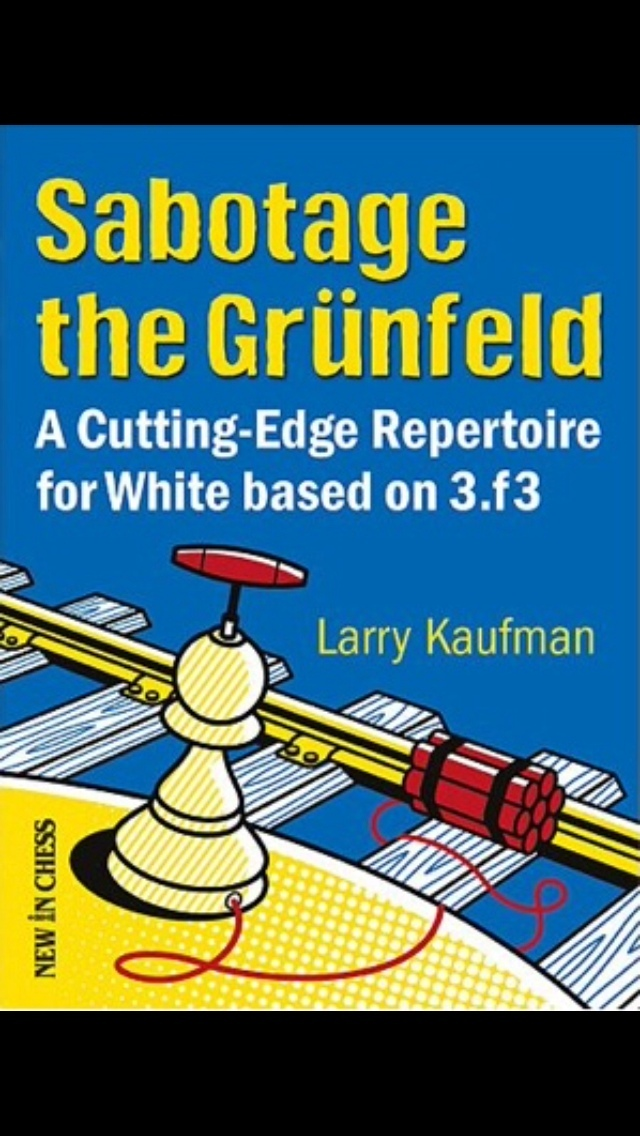 Larry Kaufman - Sabotage the Grunfeld  PDF UDA7gphUqIY