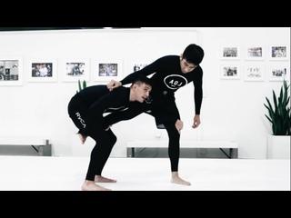 NiCK BOHLI - part 2 SINGLE LEG TAKEDOWN FROM STANDING