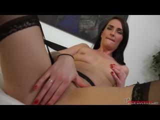 Eagerly Waiting - Bianca Breeze (Секс,трах, анал, минет, сиськи , милф, инцест, порно, Ебля, мать ,czech)