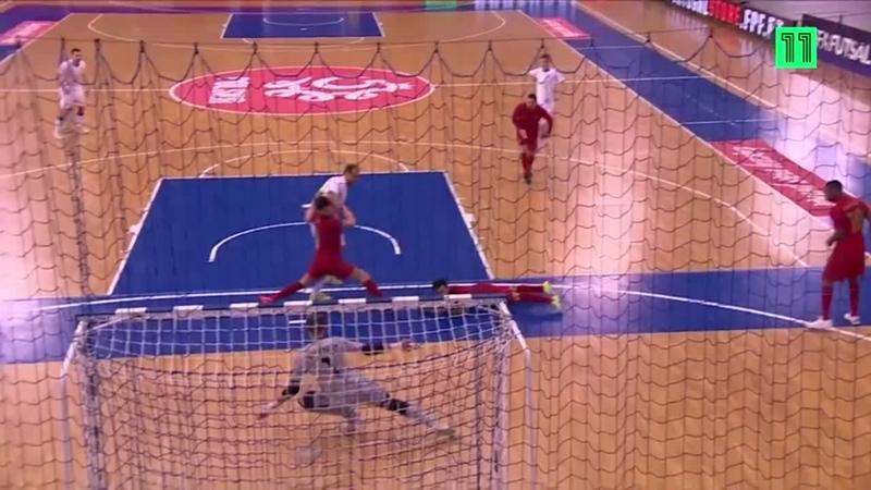 Portugal 3-3 República Checa