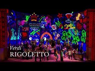 Verdi - Rigoletto / Верди - Риголетто ( Mariotti, Lucic, Damrau, Beczala ) MET OPERA 28.01.2013