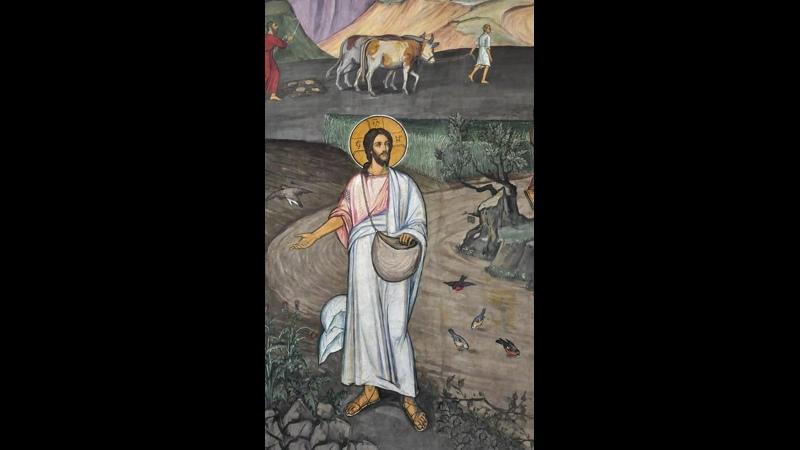 Притча о сеятеле Евангеле от Луки