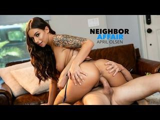 April Olsen - Neighbor Affair ()