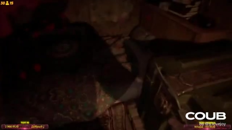 Серж Лавджой Resident Evil 7 Biohazard песня про порно