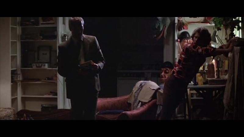 Пол Ньюман в фильме Бассейн утопленников Триллер криминал детектив США 1975