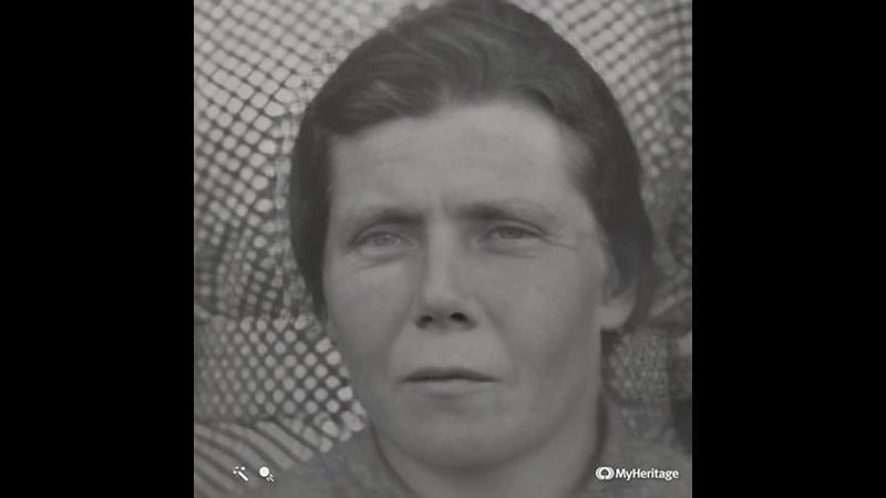 Громова Мария Ильинична д Сосенка