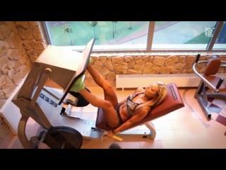 Female Fitness Motivation - Usmanova Kate