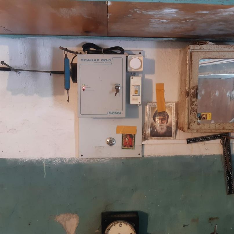 Продаётся гараж 6*3,8 220В ,сигнализация   Объявления Орска и Новотроицка №12532