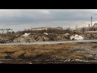Куда вывозят грязный снег с дорог Белгорода и чем он опасен
