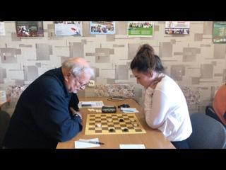 2 тур Чемпионата Ростовской области по шашкам