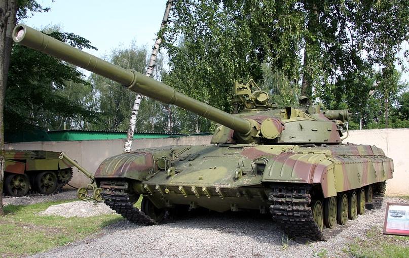 Т-64А в Московском суворовском военном училище