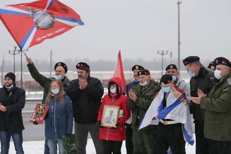 День морской пехоты отметили в Нижнем Новгороде, изображение №2