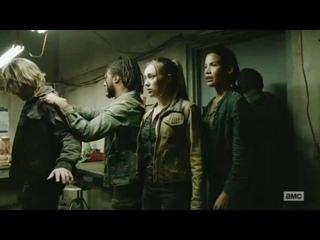 Бойтесь ходячих мертвецов 6 сезон 11 серия Алиша Кларк и Алфия #5