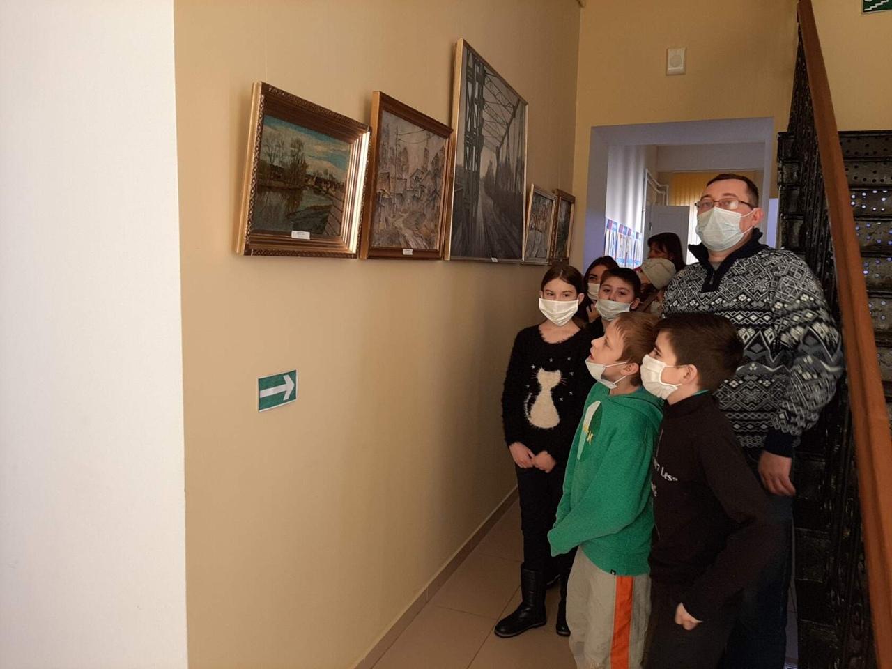 В музейном комплексе имени И.В. Панфилова города Петровска проходят тематические экскурсии