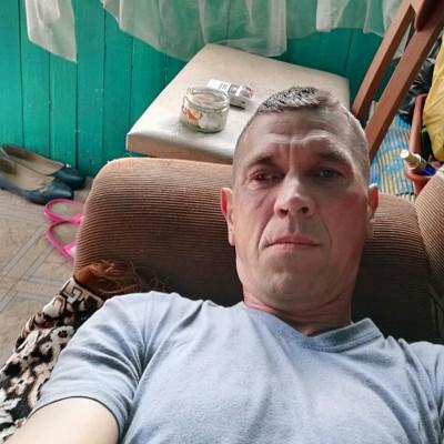 Vyacheslav, 44, Tisul'