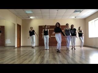 Бачата lady style/CASA LATINA KURSK