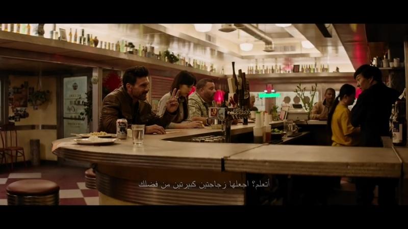 BOSS LEVEL Mel Gibson Frank Grillo Naomi Watts OFFICIAL TRAILER 2020 Action SciFi Movie 1080p