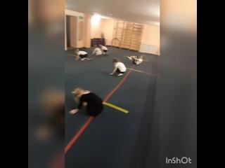 Наша тренировочка