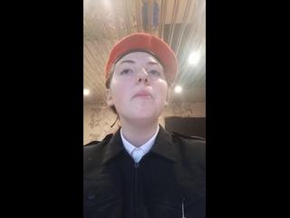 Королёва Кристина, юнармеец отряда «Сокол» 7а класса МКОУ СОШ№2 г.Олонца. Михаил Исаковский «Неизвестный солдат».