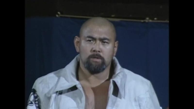 Genichiro Tenryu (c) vs. Keiji Muto - 08.06.2001 (AJPW Super Power Series 2001 - Day 10 Super Power In Budokan)