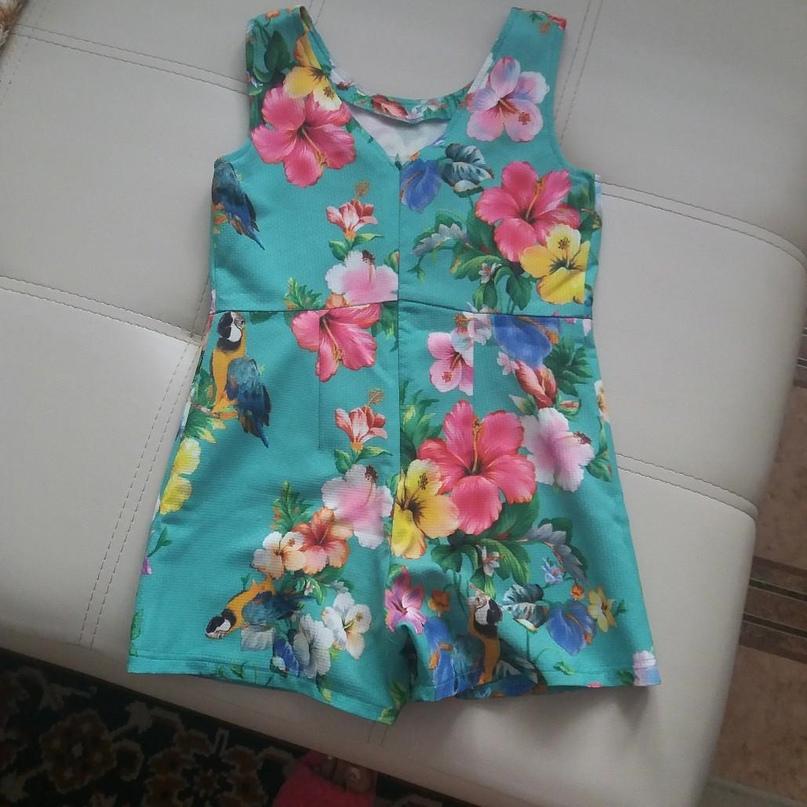 Платье шорты отличное качество в одном | Объявления Орска и Новотроицка №28220