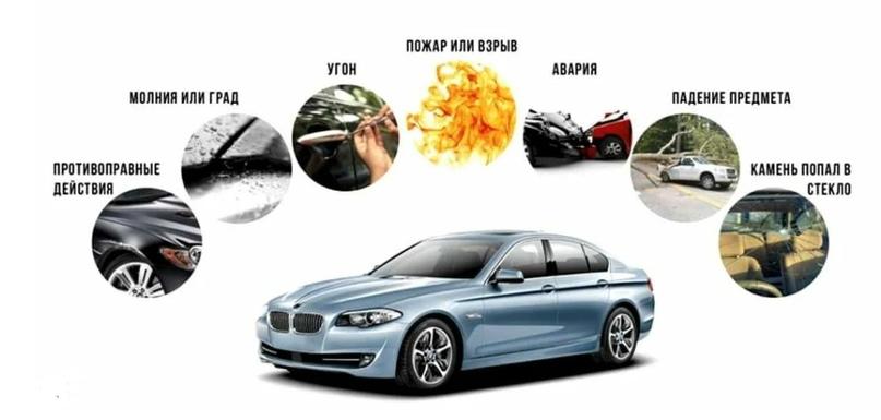 Какие бывают страховки на автомобиль?, изображение №1
