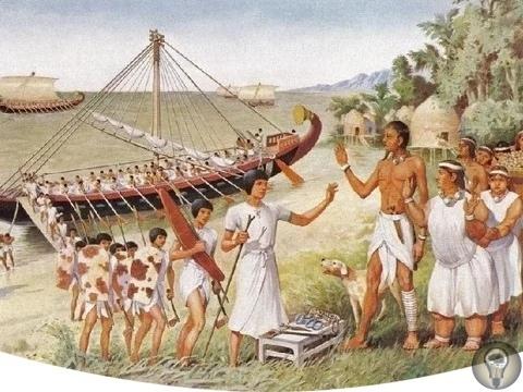 Земля Пунт. Там, где копали археологи Фараона. Земля Пунт это территории, о которых говорят древние египетские письмена. Иногда ее называют «Землей Бога». В это таинственное место фараоны