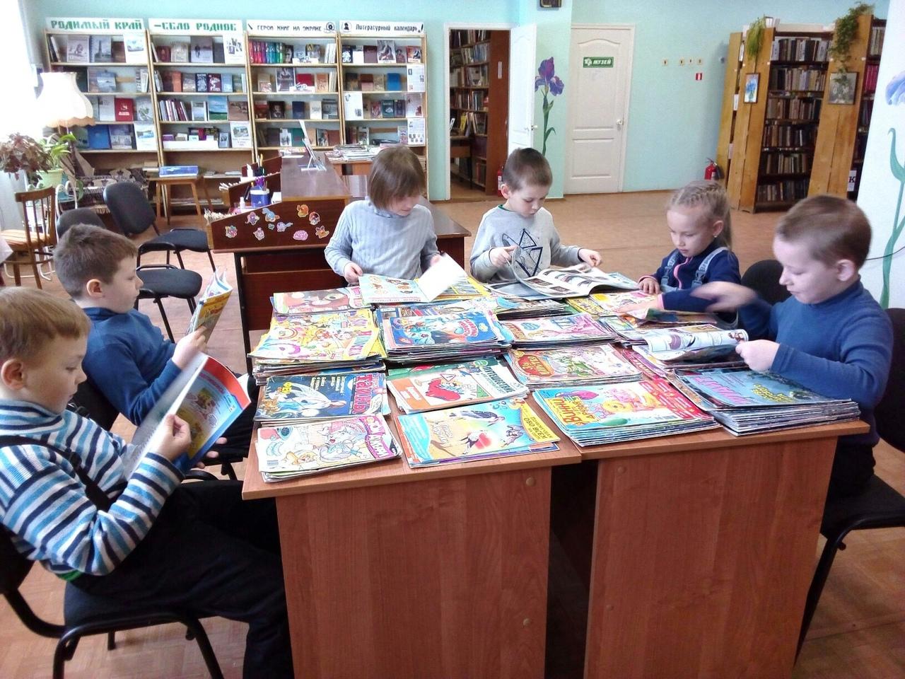 Четвертая на Вологодчине модельная библиотека появится в поселке Майский. Фото vk.com/maylibrary