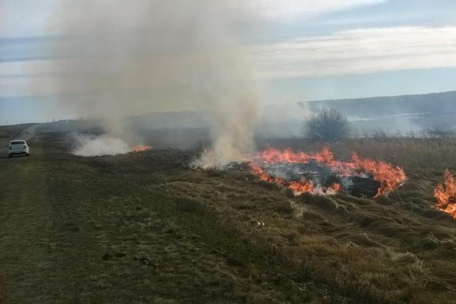 Завтра в Саратовской области начинается пожароопасный сезон